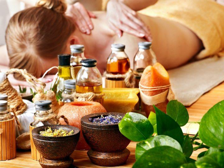 Екзотични масажи
